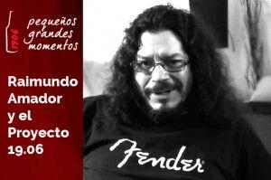 Raimundo Amador y el proyecto 19.06