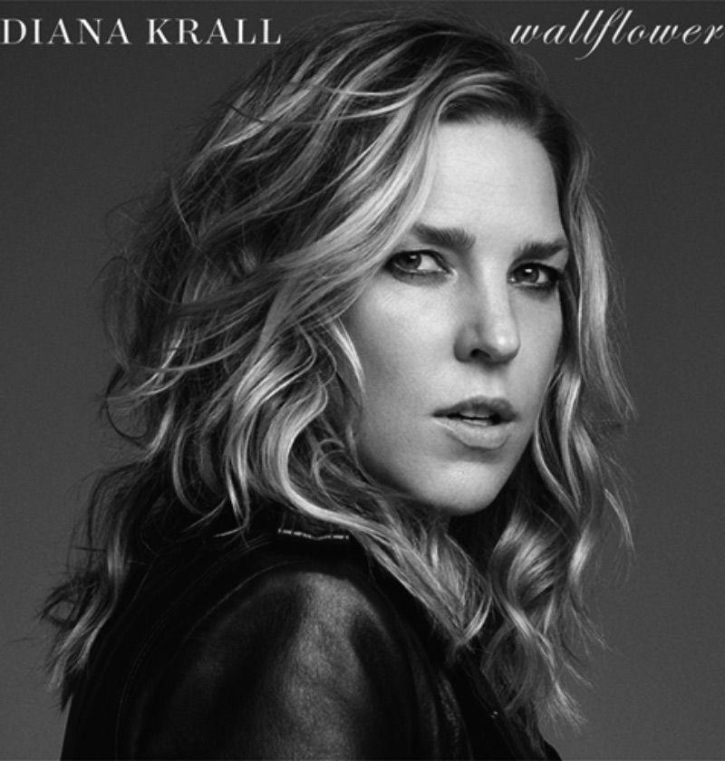 Nuevo disco de Diana Krall: Wallflower