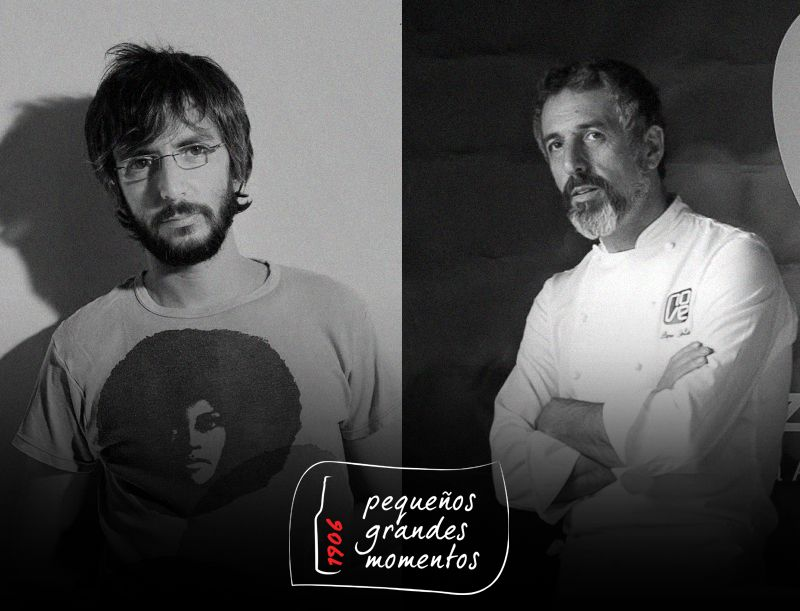 Sorteamos 5 entradas dobles para Pequeños Grandes Momentos 1906: Pepe Solla y Xoel López