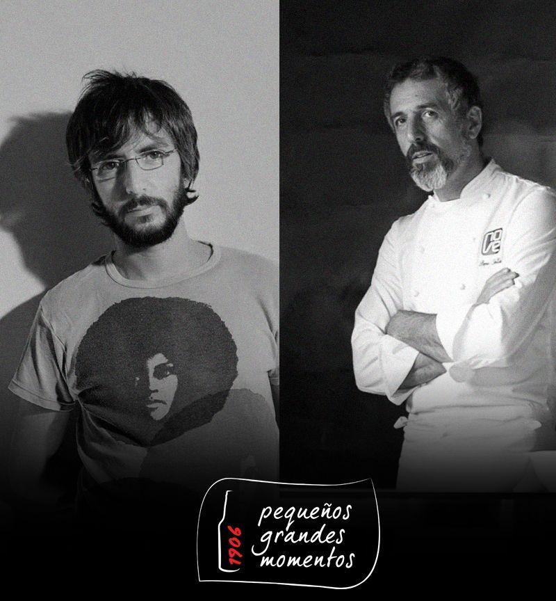 Pequeños Grandes Momentos 1906: Pepe Solla y Xoel López