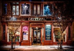 Cafe Central fachada