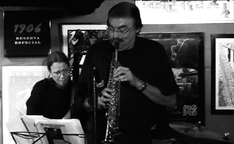 Cennet Johnson Trio en Jazz Filloa
