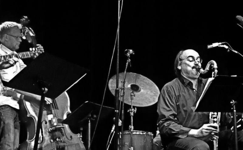 Cennet Jonsson en Jazz Filloa el 4 de octubre de 2013
