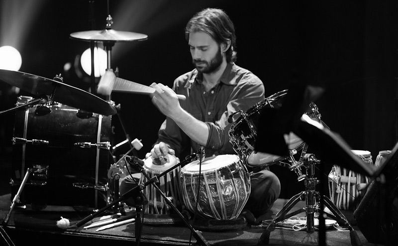 Dan Weiss Trio