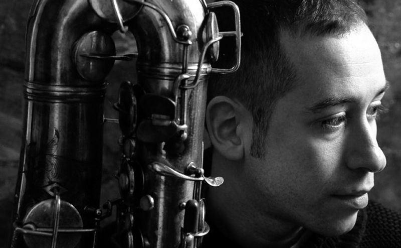 Jerome Sabbagh Quartet en Jimmy Glass Jazz el 28 de octubre de 2014
