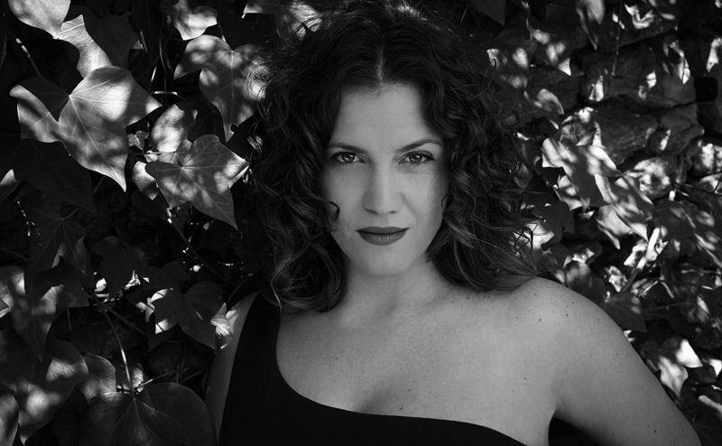 Luna Cohen en Bilbaina Jazz Club el 8 de octubre de 2014