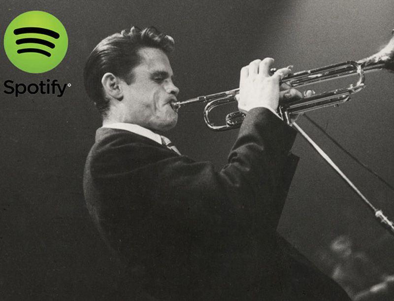 Chet Baker en Los 10 Mejores Trompetistas de Jazz de la Historia