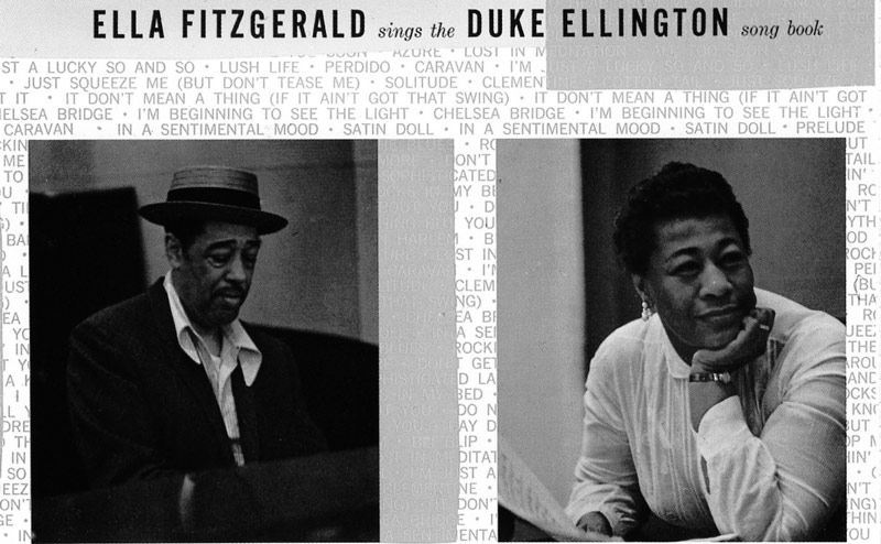 Ella Fitzgerald Sings the Duke Ellington Songbook 01