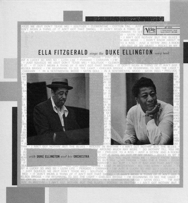 Ella Fitzgerald Sings the Duke Ellington Songbook 02