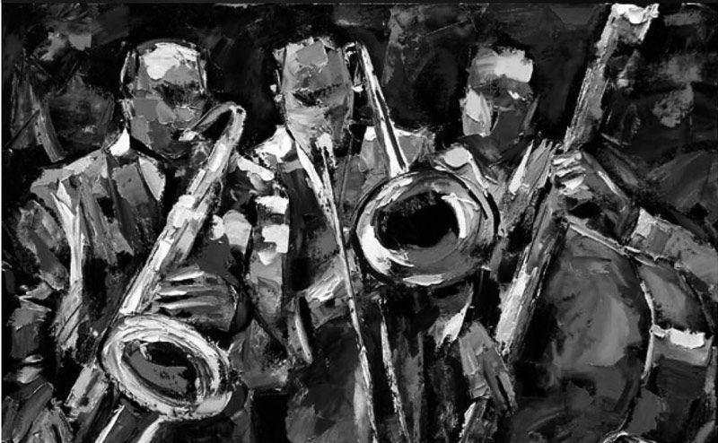 Quim Lecina y Nou Brwonie Jazz Quartet en Jamboree el 1 y el 2 de octubre de 2014