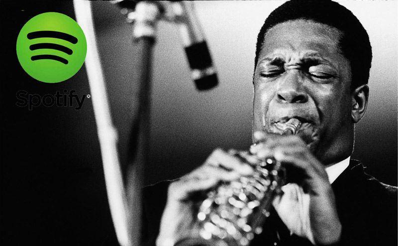 Listas Spotify: Los 10 Mejores Temas de John Coltrane