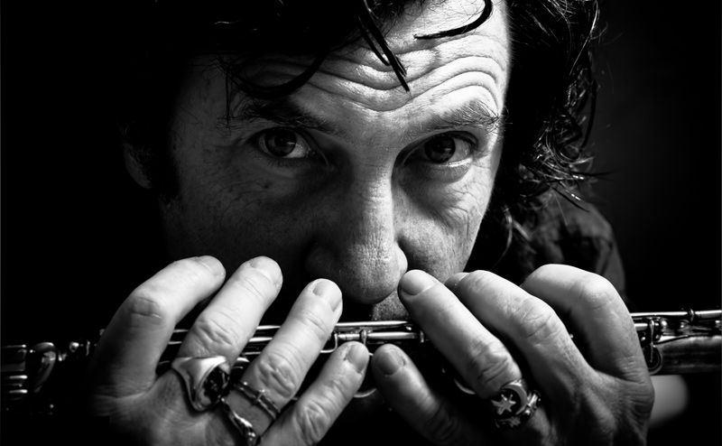 Jorge Pardo en Ciclo Autores de Flamenco Jazz