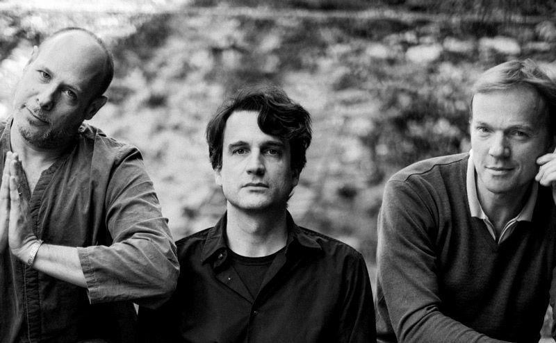 Baptiste Trotignon Trio el 14 de noviembre de 2014 en el Escenario 1906 del XXIV Festival de Jazz de Lugo