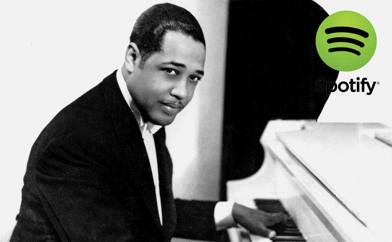 Duke Ellington en Listas Spotify: Los Mejores Standards de Jazz 2