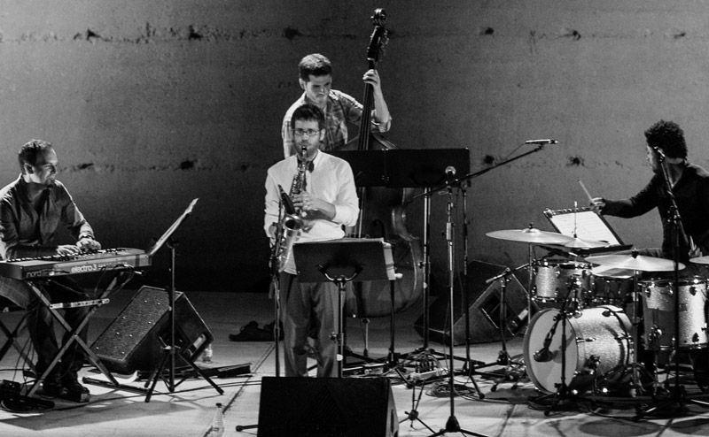 Uri Gurvich Quartet en Jimmy Glass el 30 de octubre de 2014
