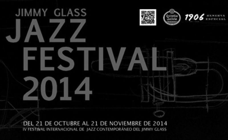 Jam IV Festival Jazz Contemporáneo Jimmy Glassel 21 de noviembre de 2014