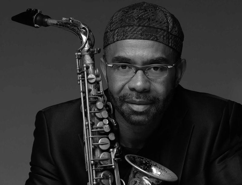 Kenny Garrett en el IV Festival Internacional de Jazz Contemporáneo Jimmy Glass