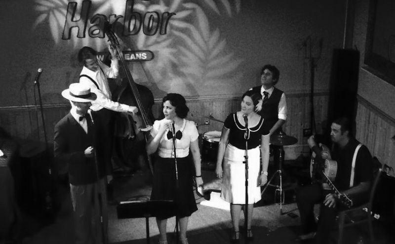 Los sevillanos O Sister! Triunfaron en Nueva Orleans