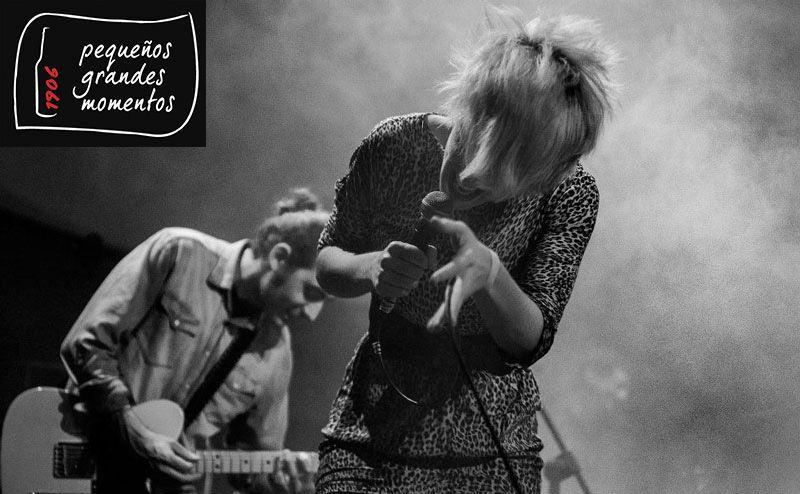 Pequeños Grandes Momentos: Aurora & The Betrayers en Playa Club de A Coruña el 15 de noviembre de 2014