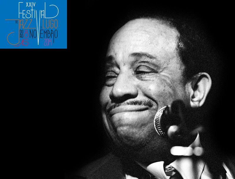 Lou Donaldson Quartet en el XXIV Festival de Jazz de Lugo