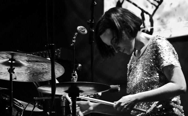Lucia Martínez Cuarteto en Jazz Filloa