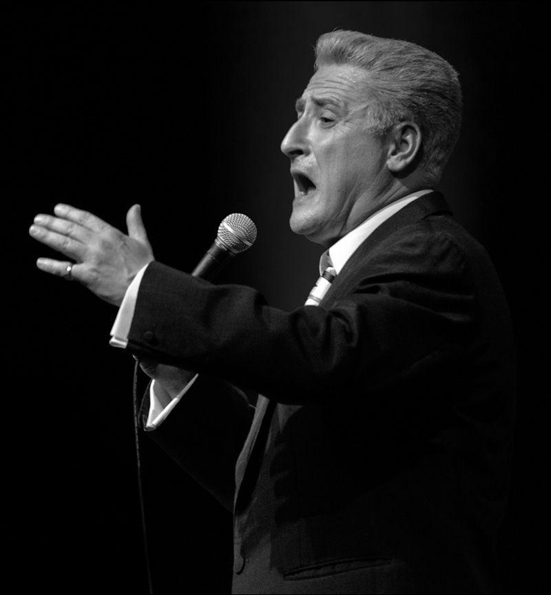Ray Gelato en el XXIV Festival de Jazz de Lugo