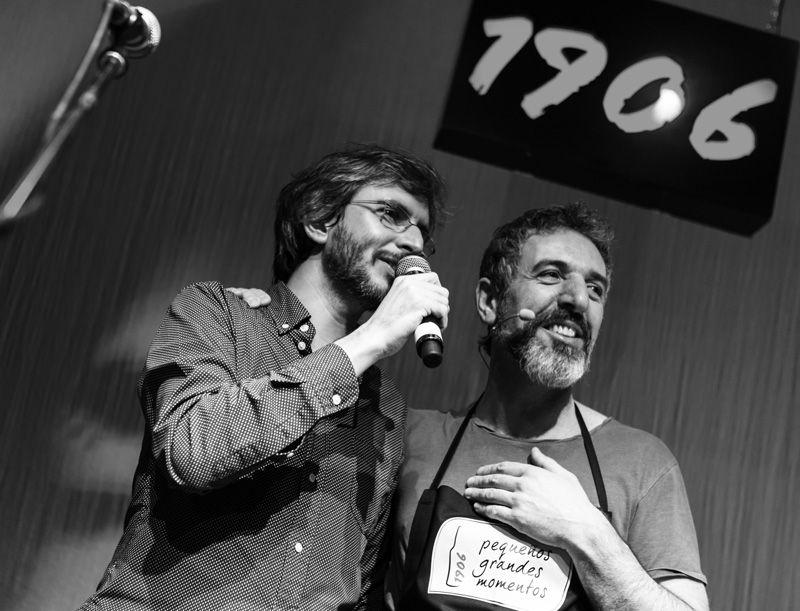 Reseña Pequeños Grandes Momentos 1906: Xoel López y Pepe Solla