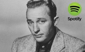 Bing Crosby en Listas Spotify: Los Mejores Standards de Jazz 3