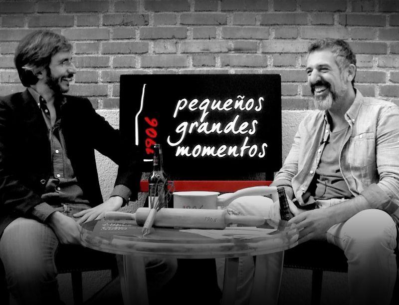 Entrevista Xoel López y Pepe Solla