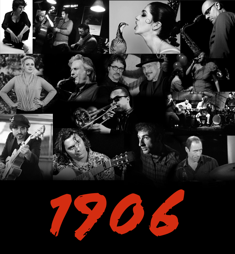 Citas con el jazz del Club 1906 hasta final de año