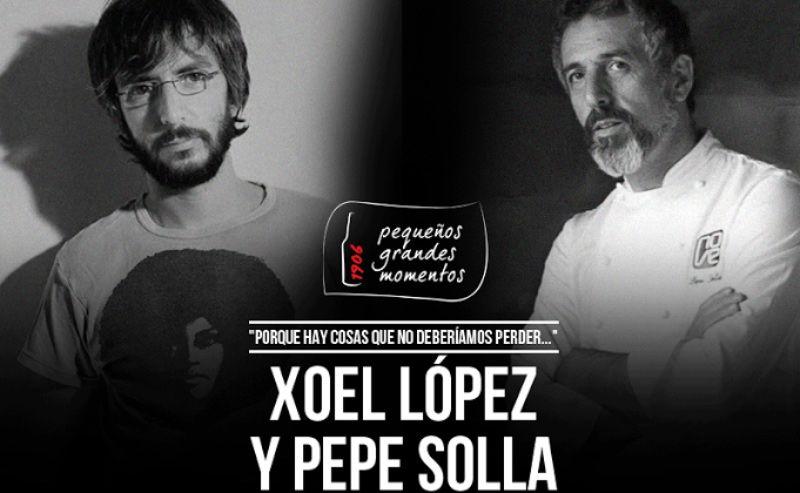 Pequeños Grandes Momentos 1906: Xoel López y Pepe Solla en A COruña. Sorteamos 5 entradas dobles.