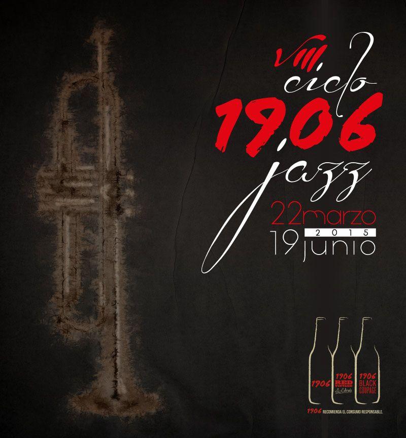 Cartel del VIII Ciclo 1906 Jazz