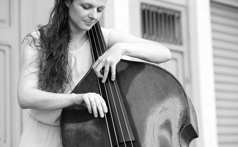 Andrea Fraenzel Quartet en Jimmy Glass Jazz
