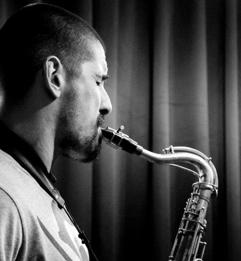 Antonio Otero Trio en Jazz Filloa