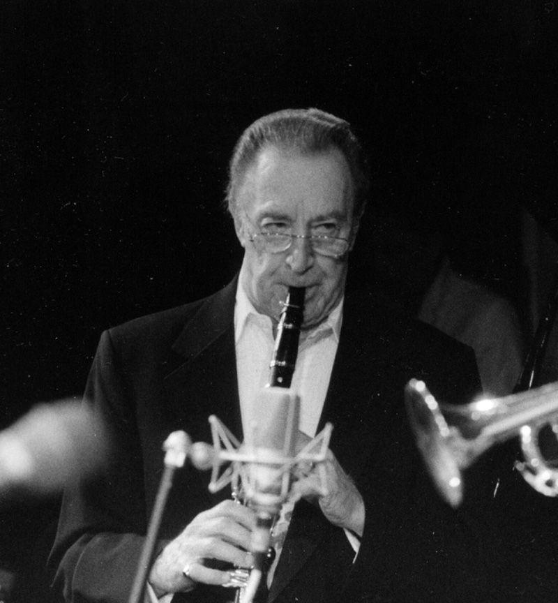 Adiós al clarinetista Buddy DeFranco