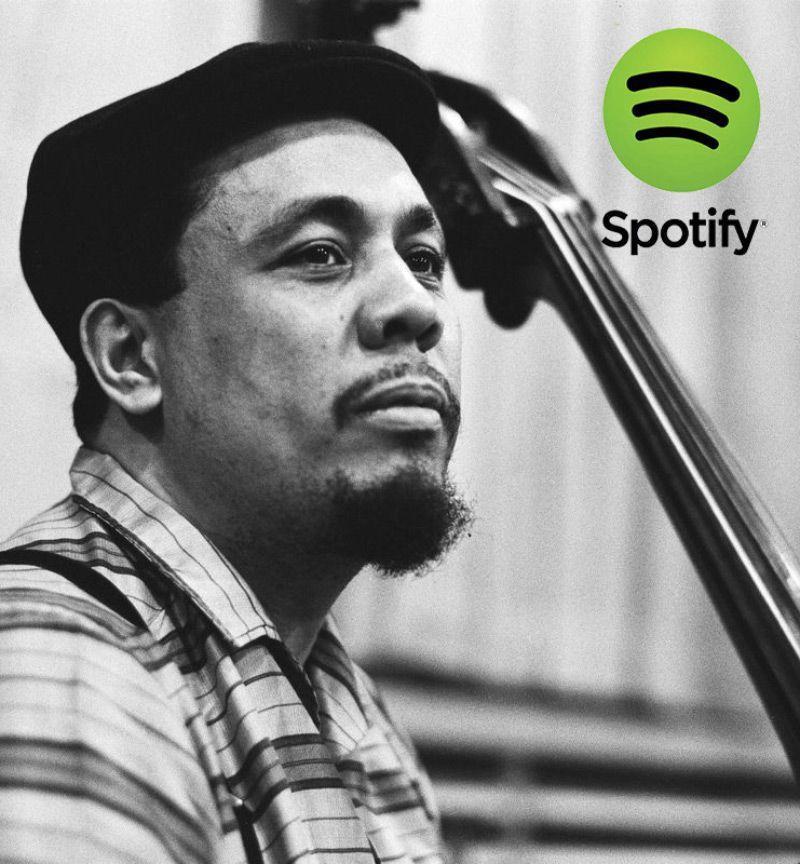 Listas Spotify: Los 10 Mejores Temas de Charles Mingus