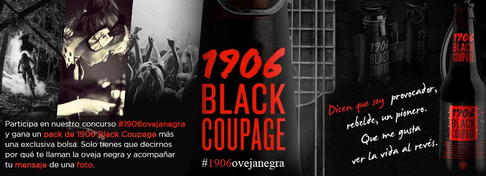 Concurso Club1906 Black Coupage