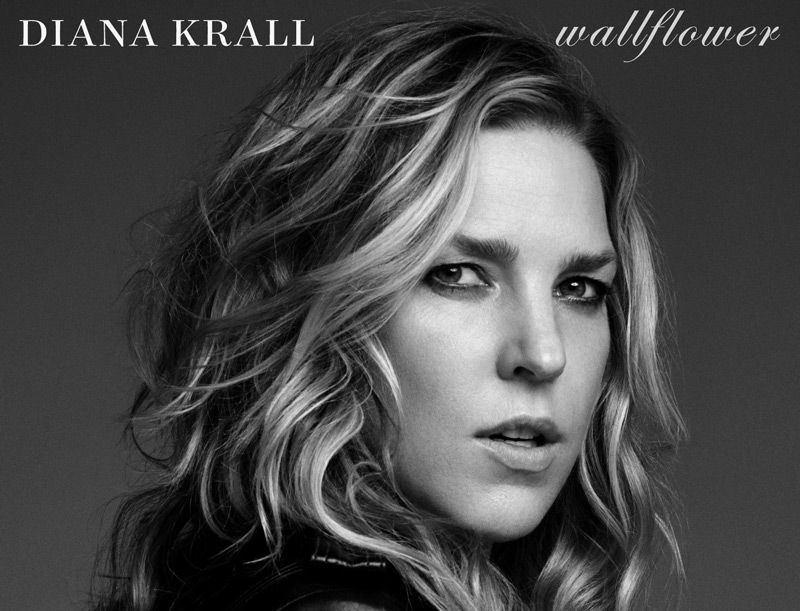 Reseña exclusiva del nuevo disco de Diana Krall: Wallflower
