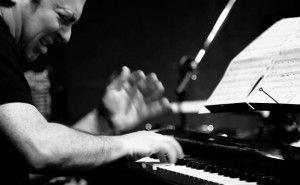 Federico Lechner en Jazzazza