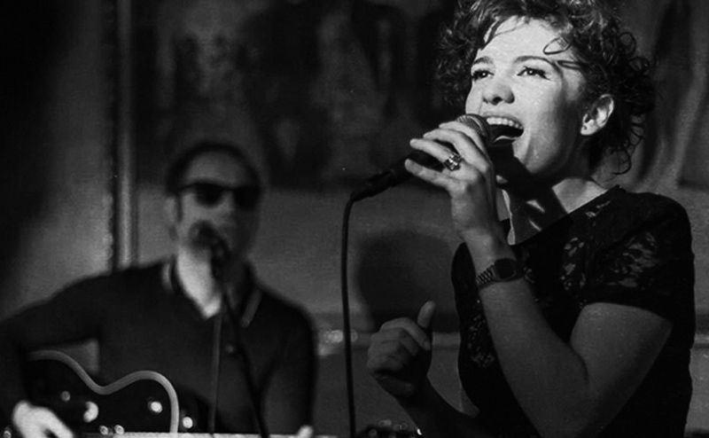 Gisela Novais & The Blue Summers en Café Berlín