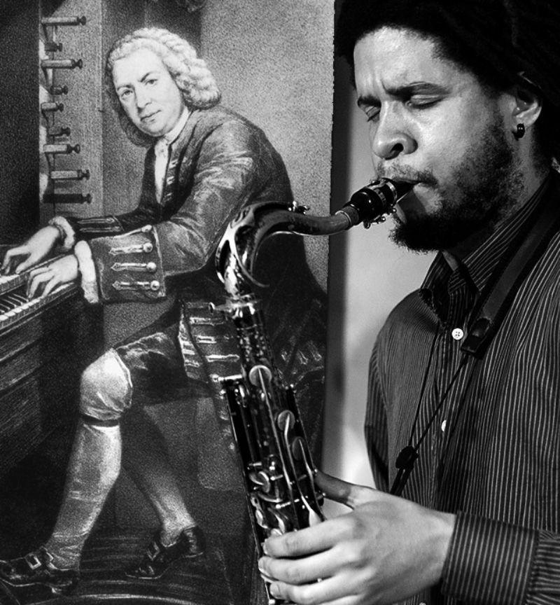 Jazz Versus Bach