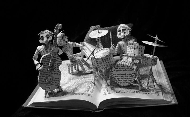 Grandes libros de Jazz