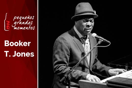 Booker T. Jones en el Teatro Lara - Pequeños Grandes Momentos