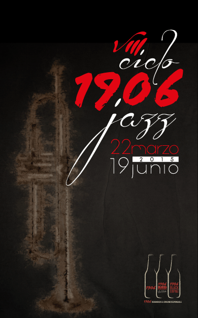 Cartel VIII Ciclo 1906 Jazz