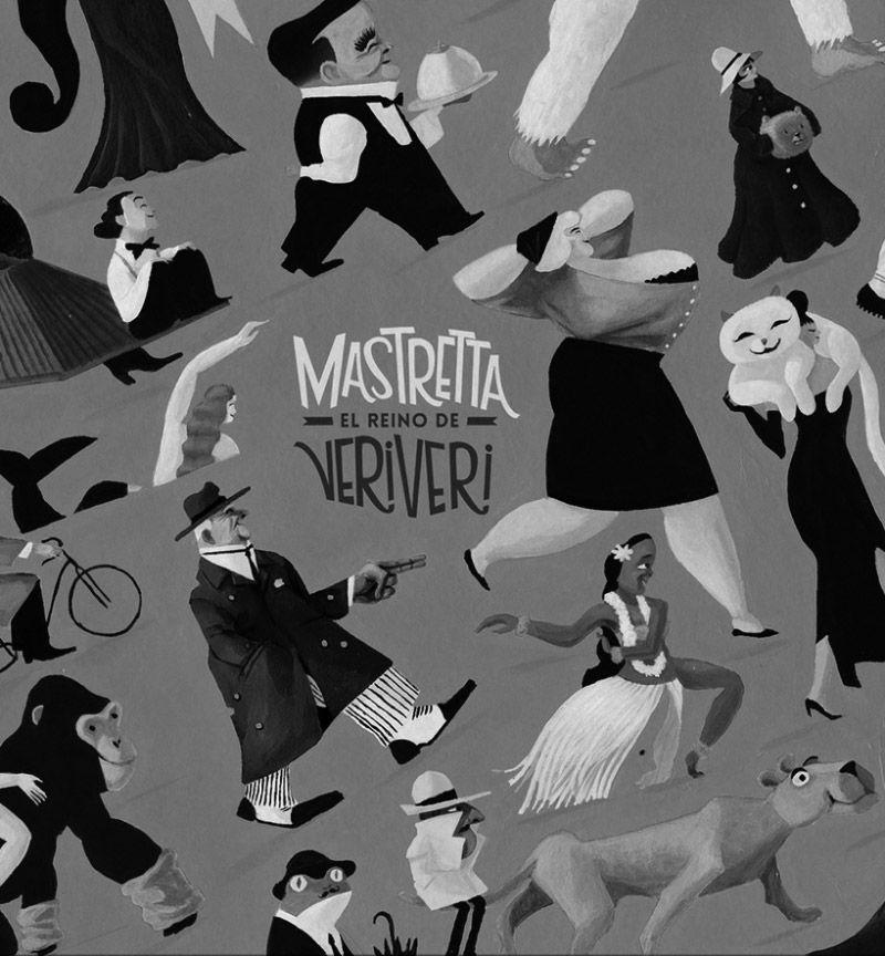 Mastretta presenta El Reino de Veriveri en Café Berlín