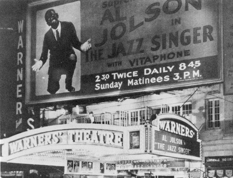 90 años de jazz y cine