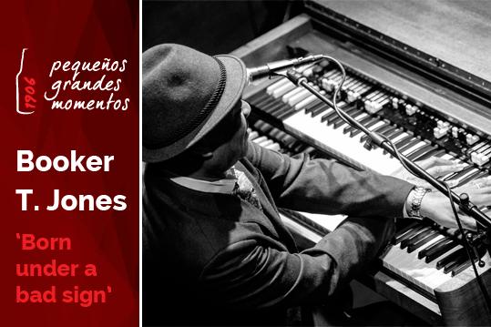 Booker T. Jones - Born under a bad sign