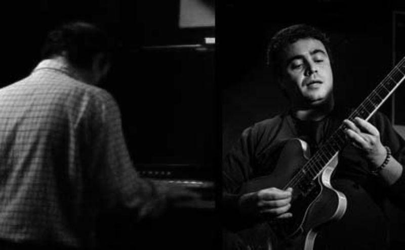 Molina Valverde Dúo en Jimmy Glass Jazz