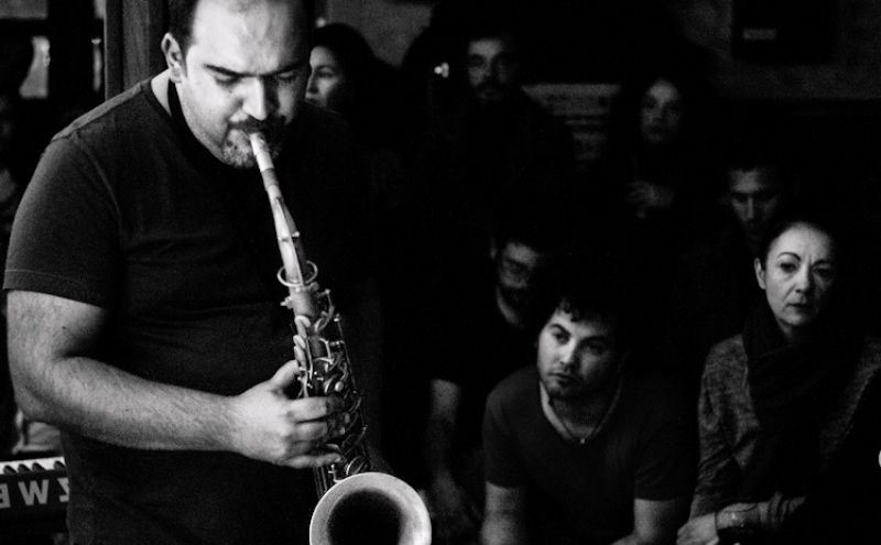 Athanasopoulos/Pin Duo en Jazz Filloa