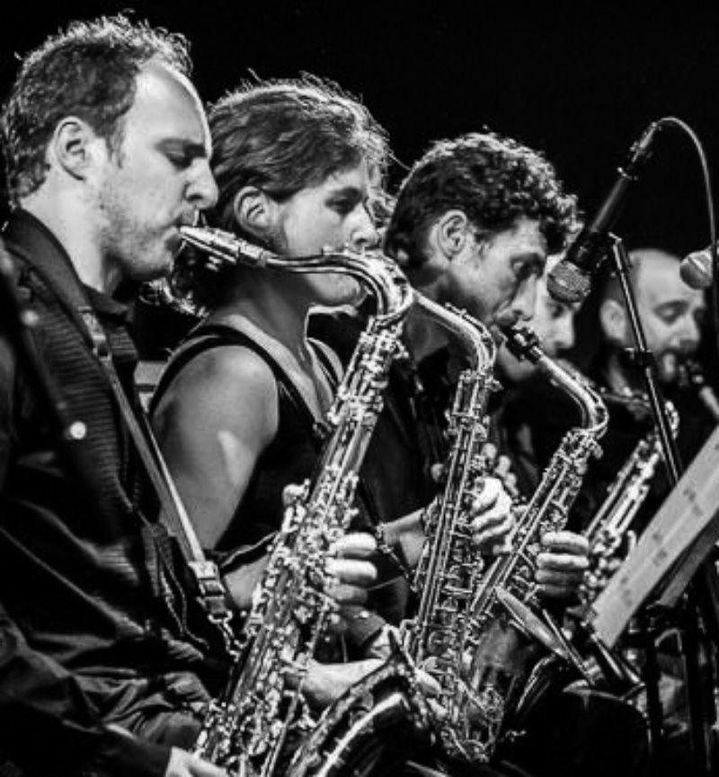 El Molino Big Band en Conciertos Club 1906 Fin de Semana